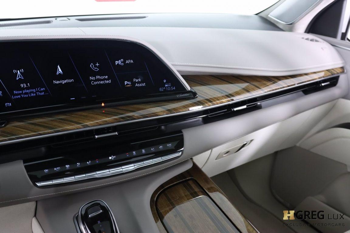 2021 Cadillac Escalade Premium Luxury Platinum #45