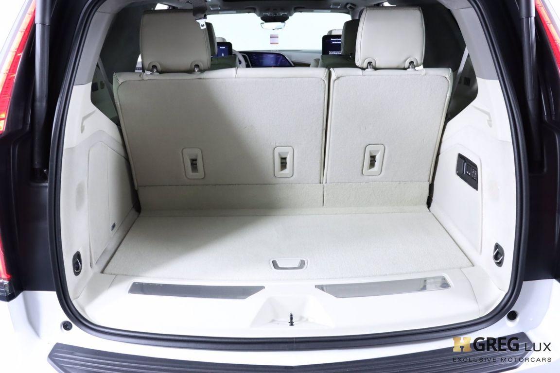 2021 Cadillac Escalade Premium Luxury Platinum #65