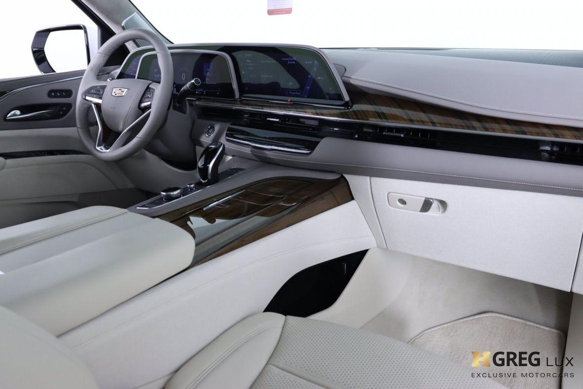 2021 Cadillac Escalade Premium Luxury Platinum #63