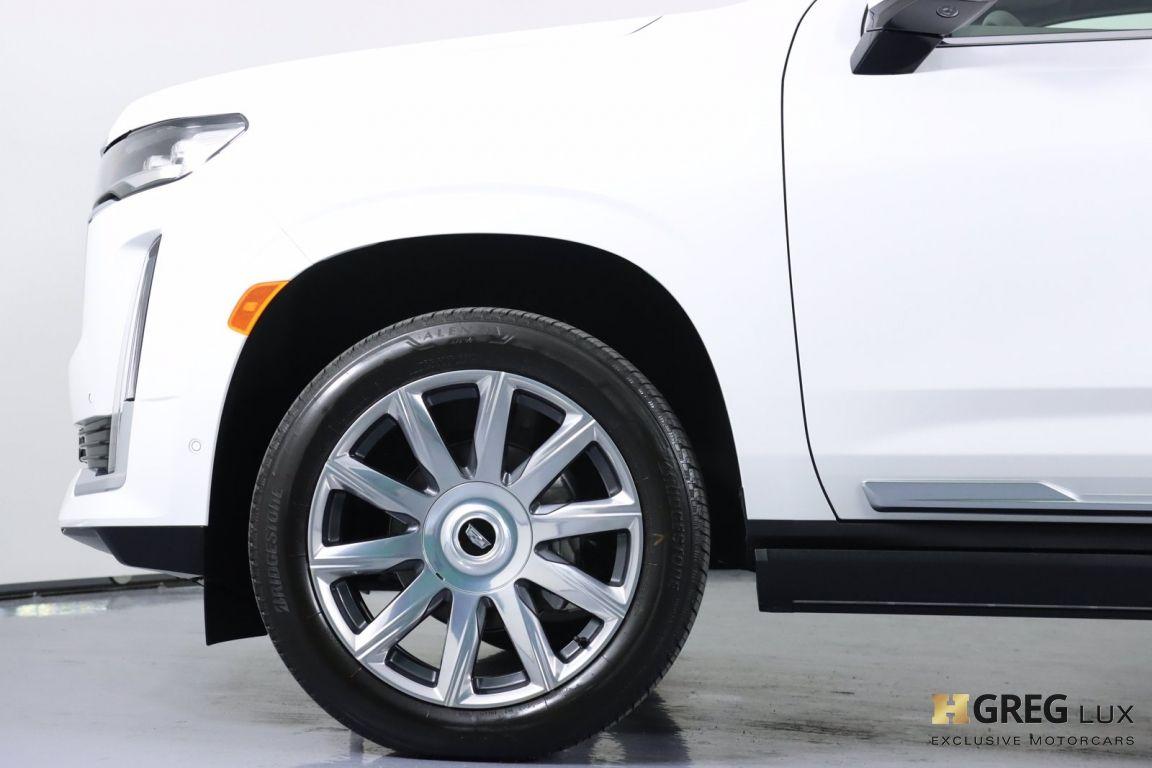 2021 Cadillac Escalade Premium Luxury Platinum #23