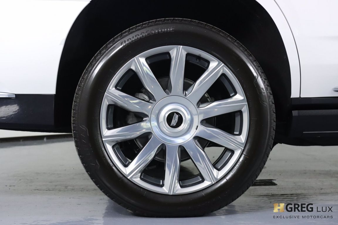 2021 Cadillac Escalade Premium Luxury Platinum #14