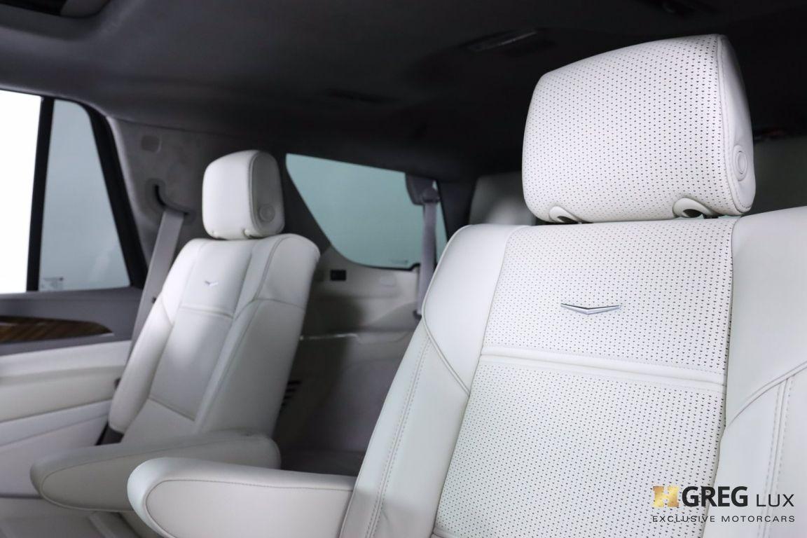 2021 Cadillac Escalade Premium Luxury Platinum #31