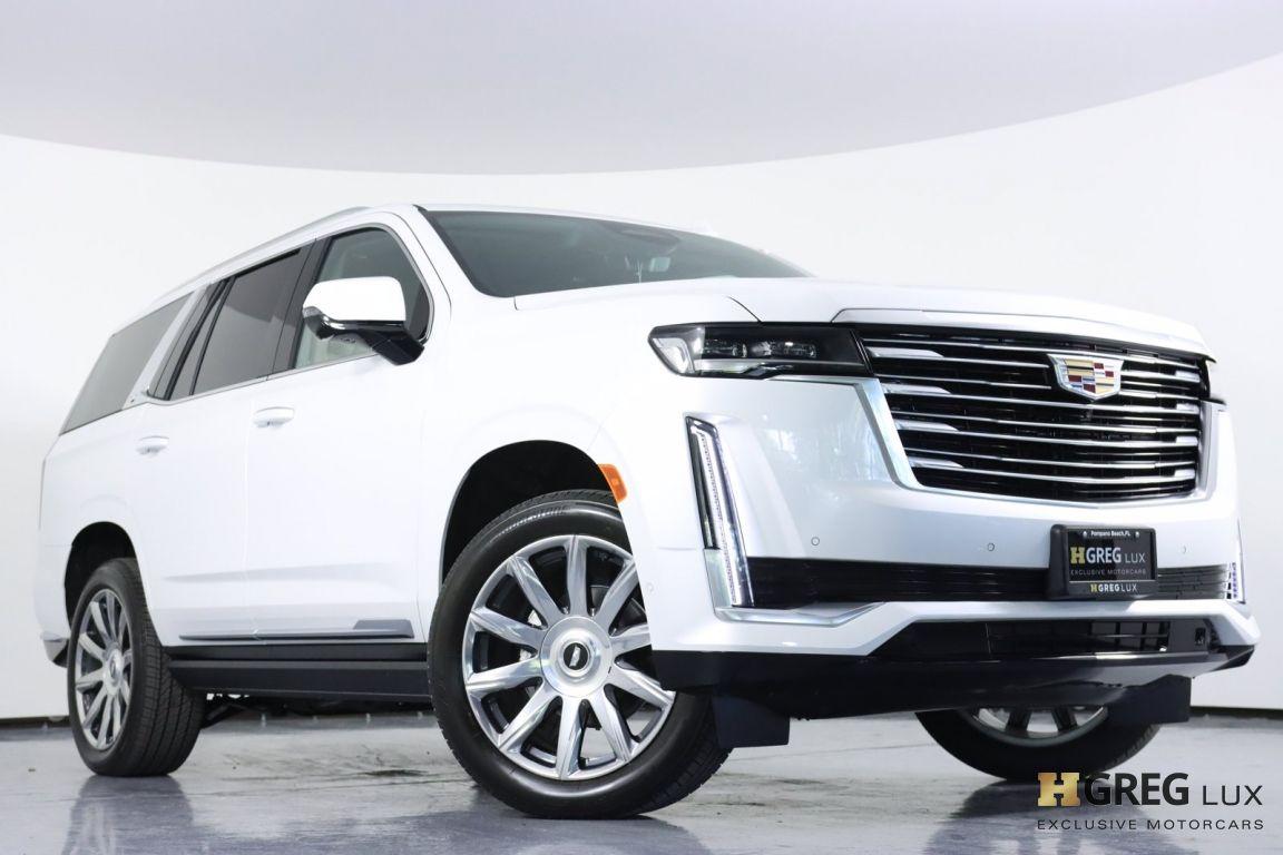 2021 Cadillac Escalade Premium Luxury Platinum #28