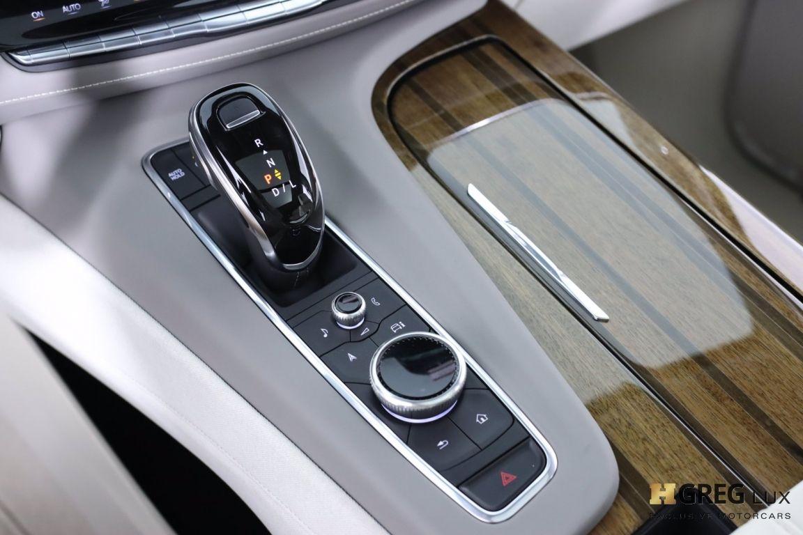 2021 Cadillac Escalade Premium Luxury Platinum #49