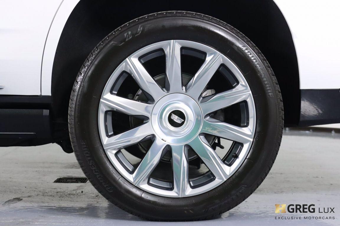 2021 Cadillac Escalade Premium Luxury Platinum #26