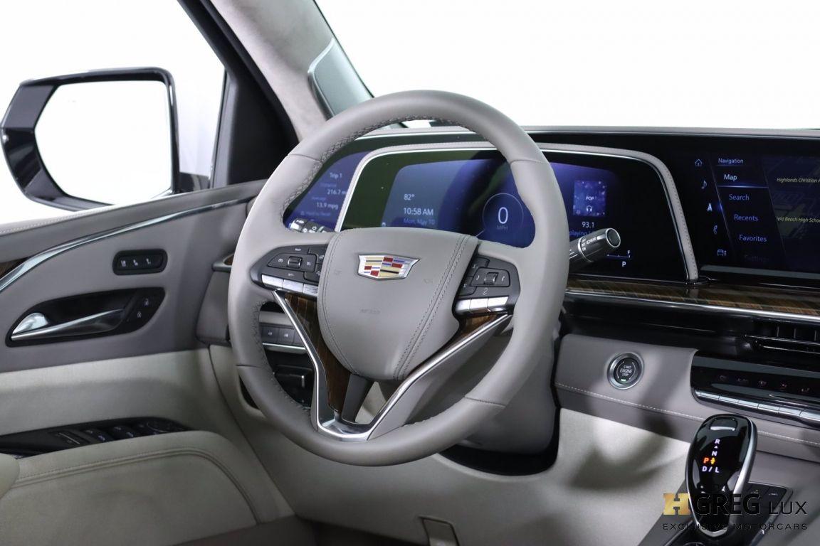 2021 Cadillac Escalade Premium Luxury Platinum #53