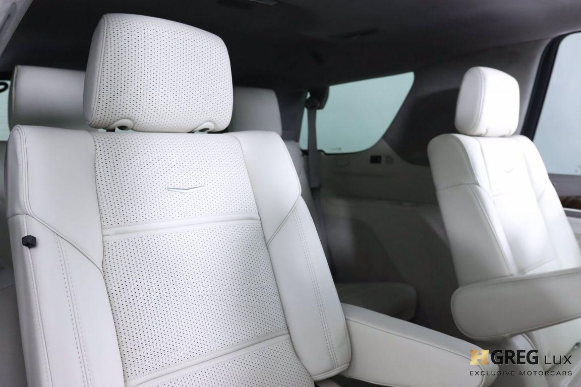 2021 Cadillac Escalade Premium Luxury Platinum #37