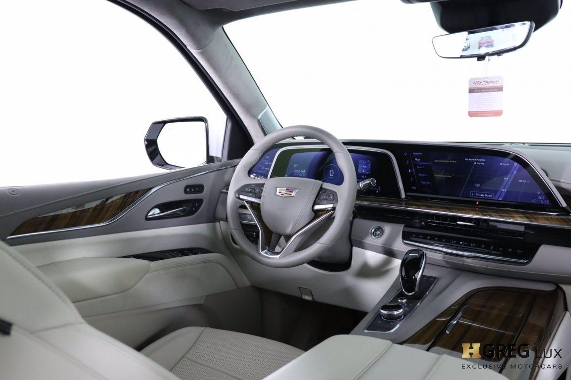 2021 Cadillac Escalade Premium Luxury Platinum #52