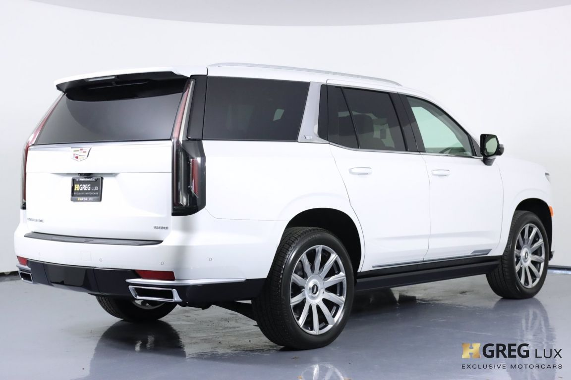 2021 Cadillac Escalade Premium Luxury Platinum #15