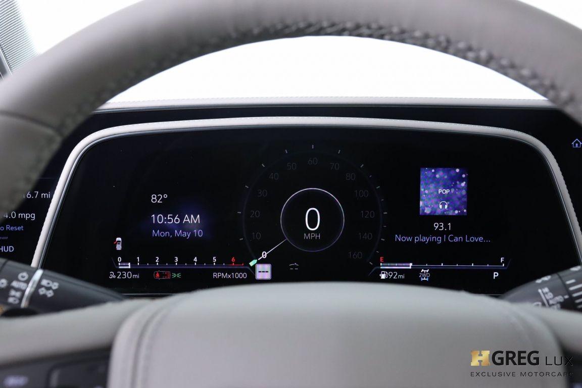 2021 Cadillac Escalade Premium Luxury Platinum #58