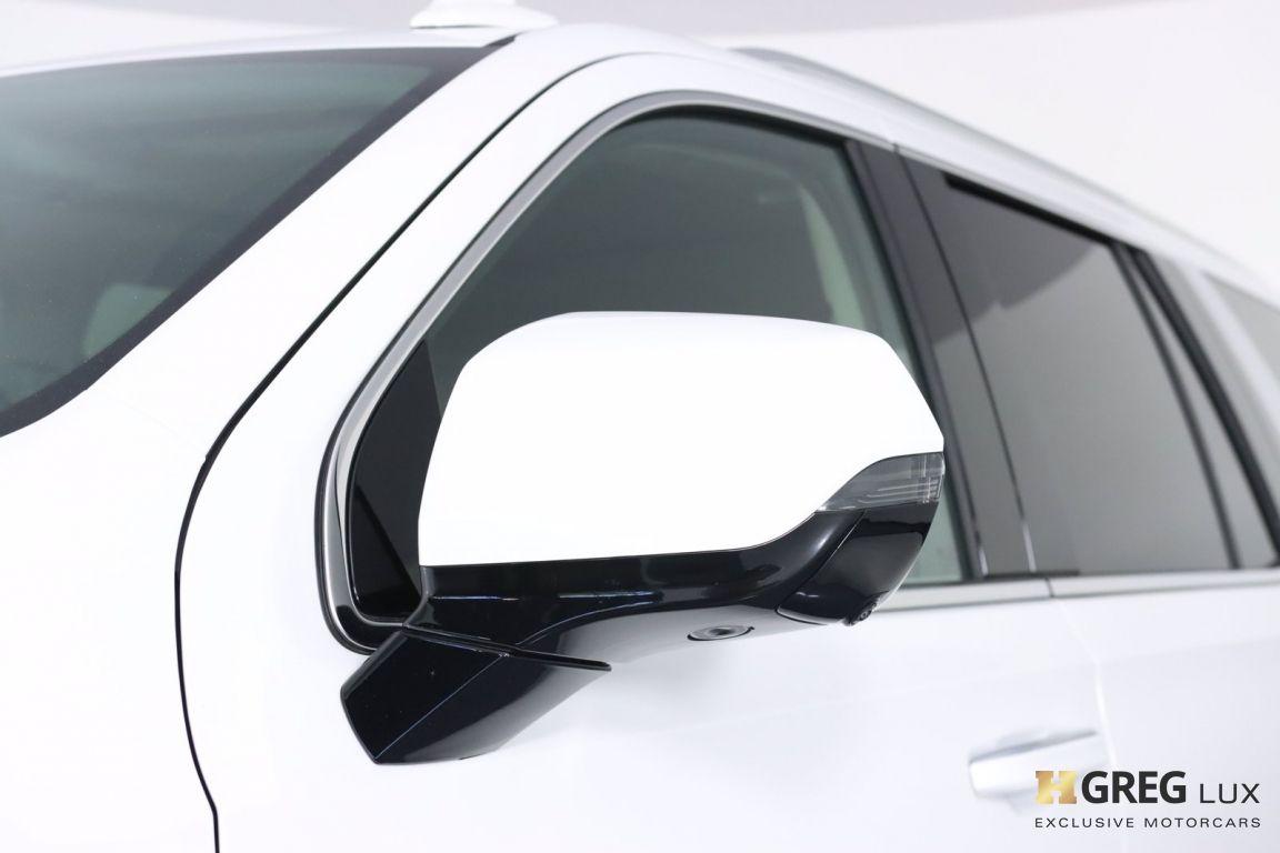 2021 Cadillac Escalade Premium Luxury Platinum #8