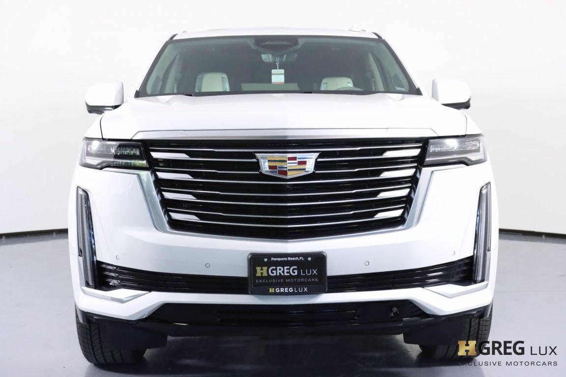 2021 Cadillac Escalade Premium Luxury Platinum #3