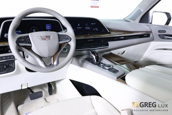 2021 Cadillac Escalade Premium Luxury Platinum #1