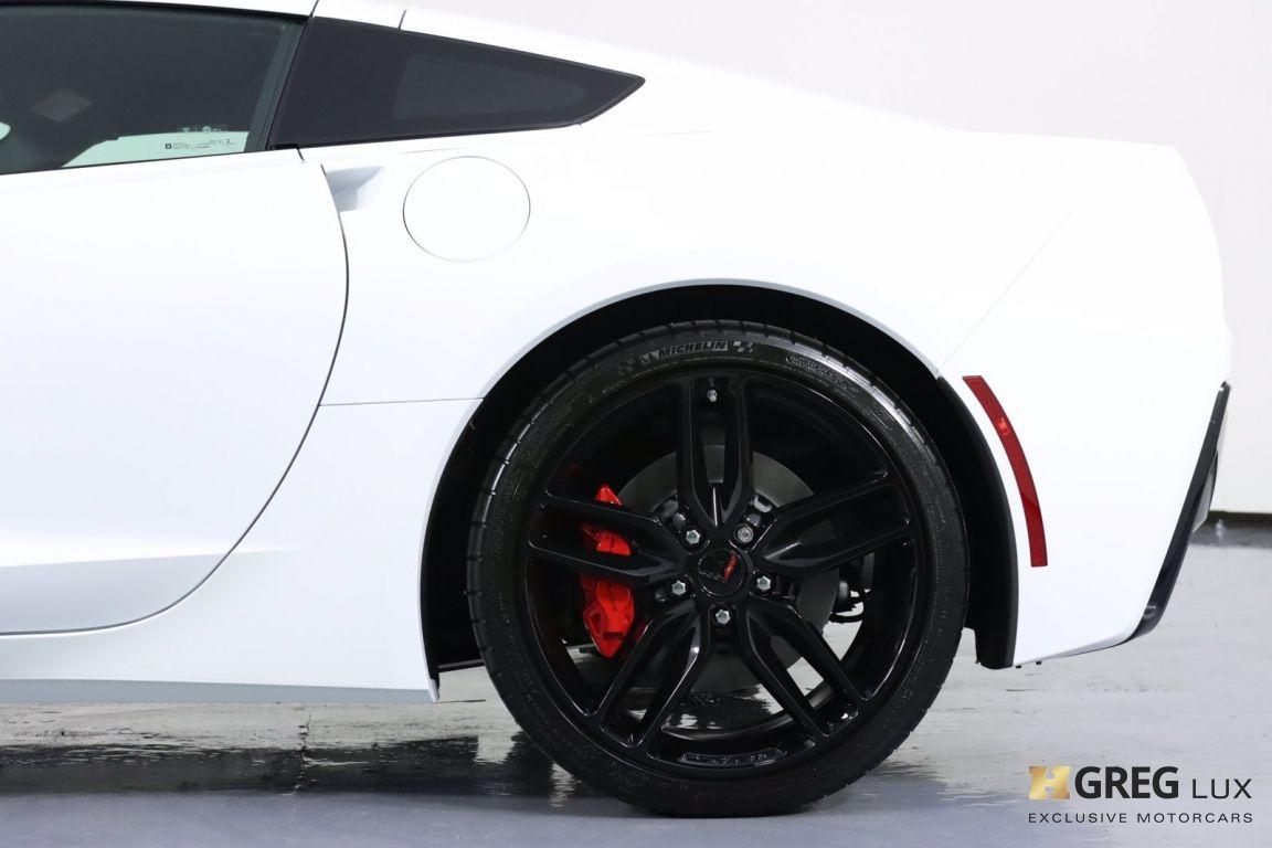 2019 Chevrolet Corvette 1LT #27