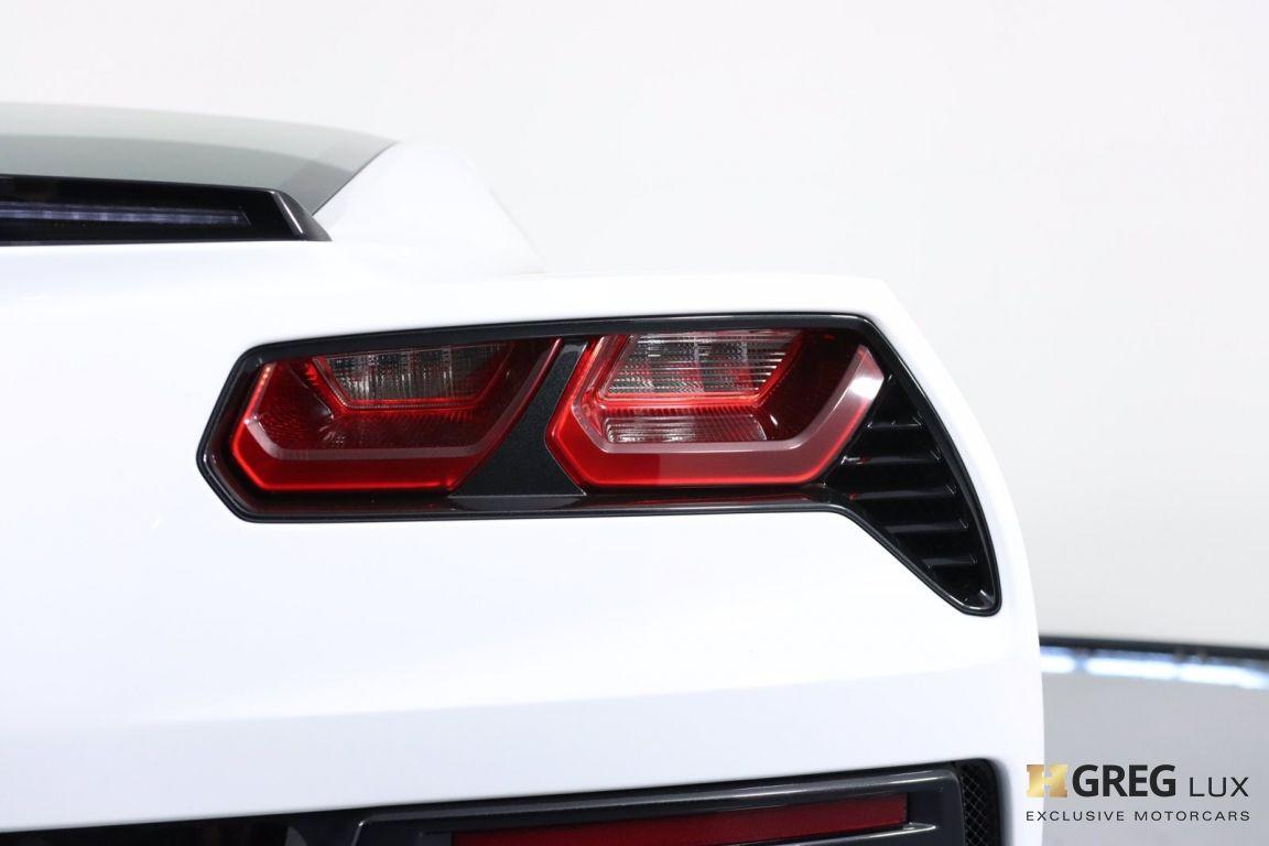 2019 Chevrolet Corvette 1LT #20