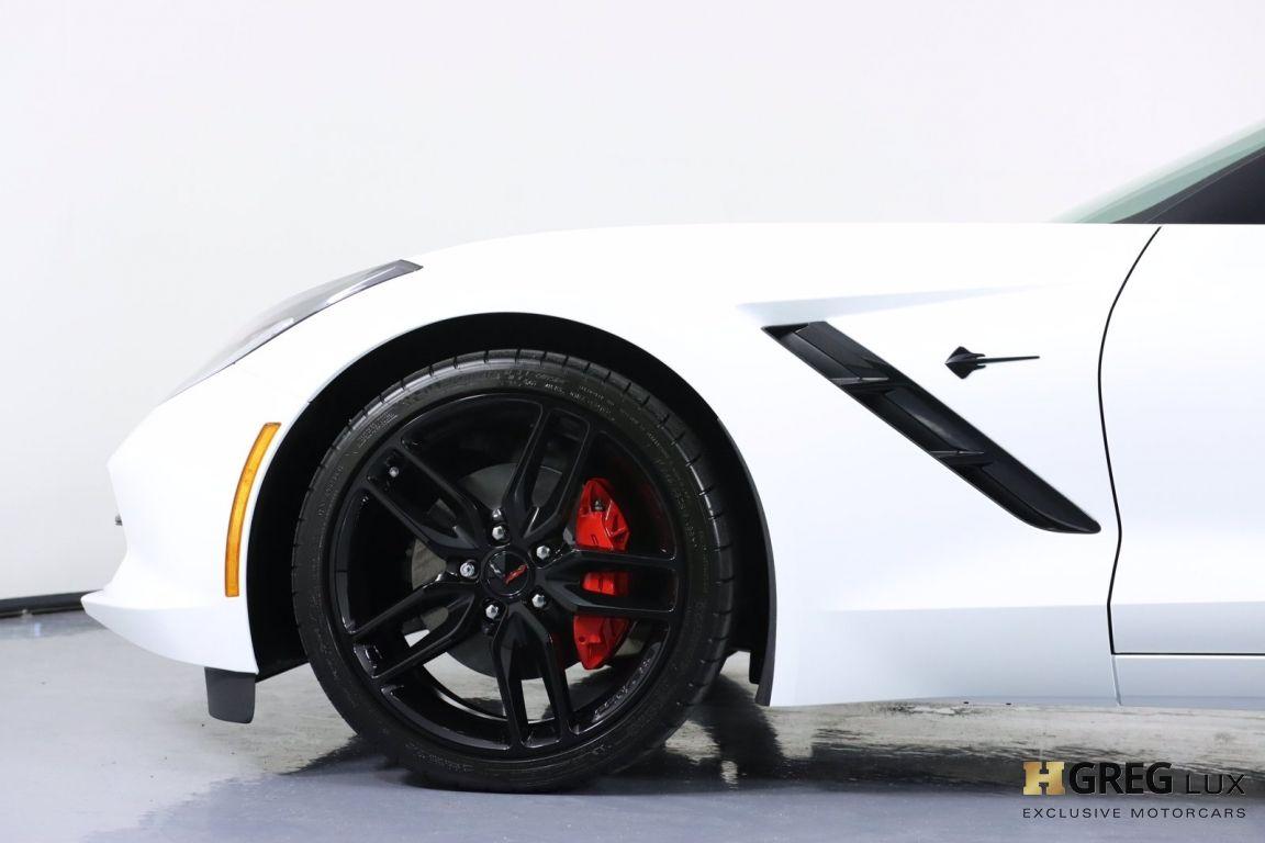 2019 Chevrolet Corvette 1LT #24