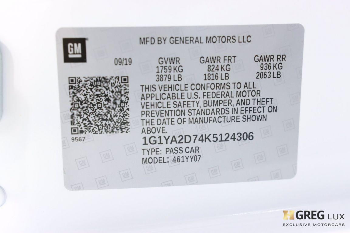 2019 Chevrolet Corvette 1LT #56