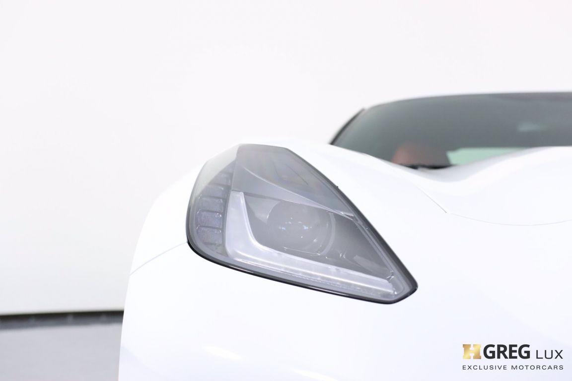 2019 Chevrolet Corvette 1LT #4