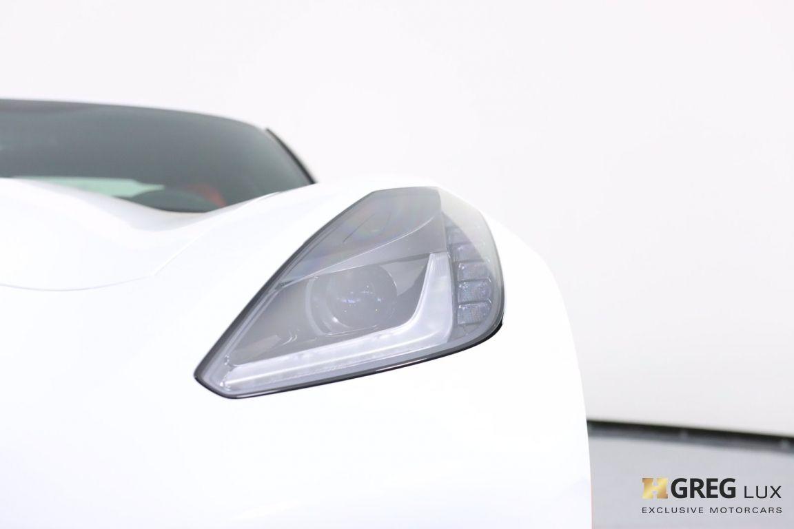 2019 Chevrolet Corvette 1LT #5