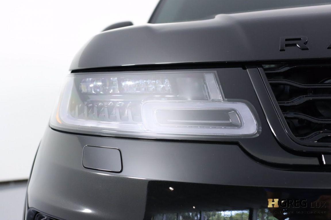 2021 Land Rover Range Rover Sport SVR #4