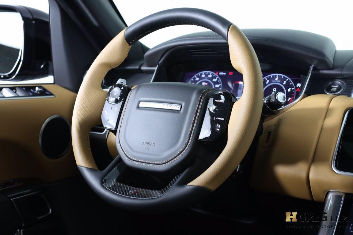 2021 Land Rover Range Rover Sport SVR #55