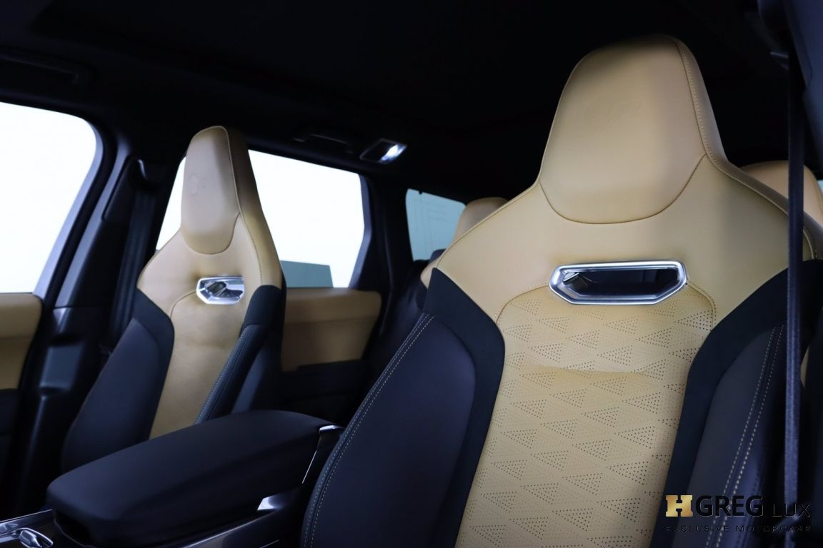 2021 Land Rover Range Rover Sport SVR #2
