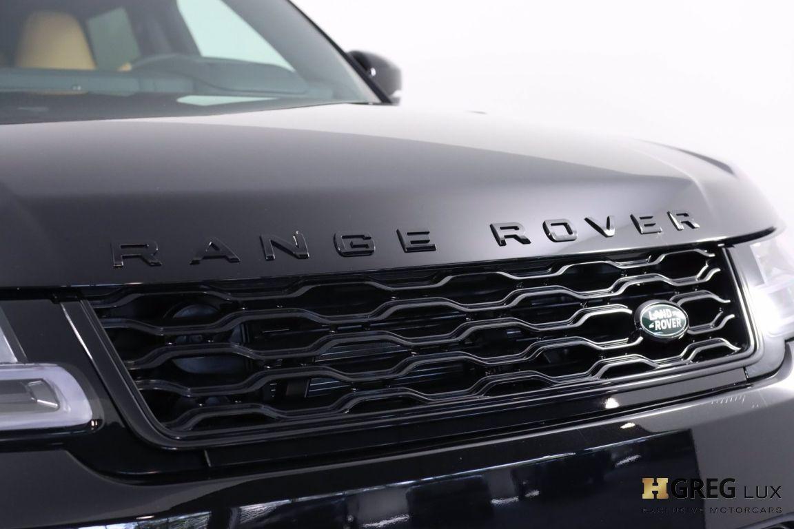 2021 Land Rover Range Rover Sport SVR #6