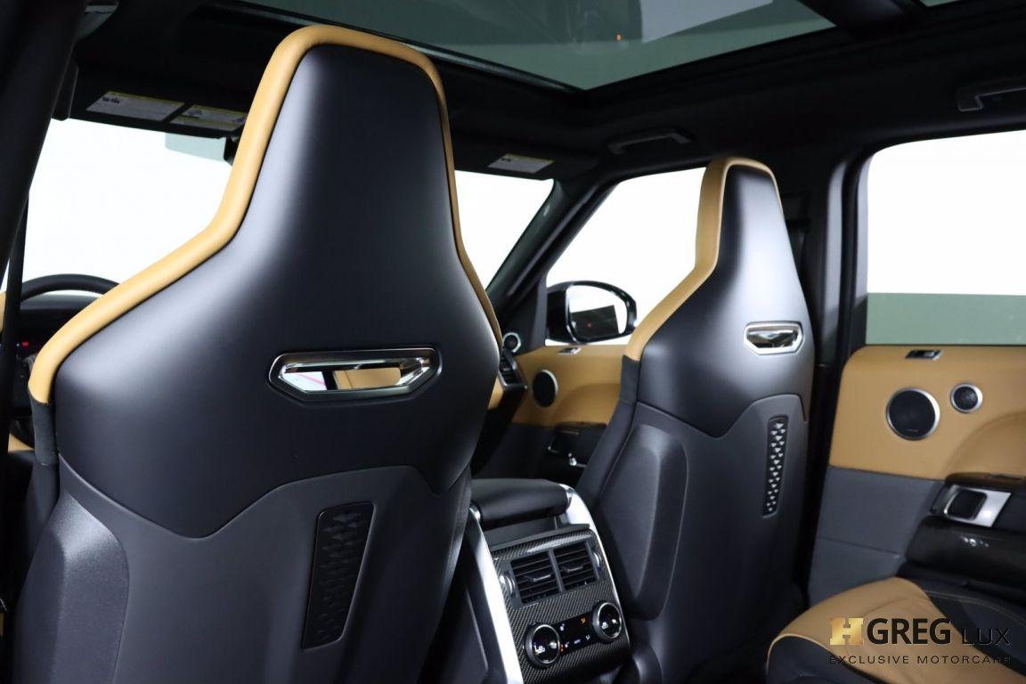2021 Land Rover Range Rover Sport SVR #62
