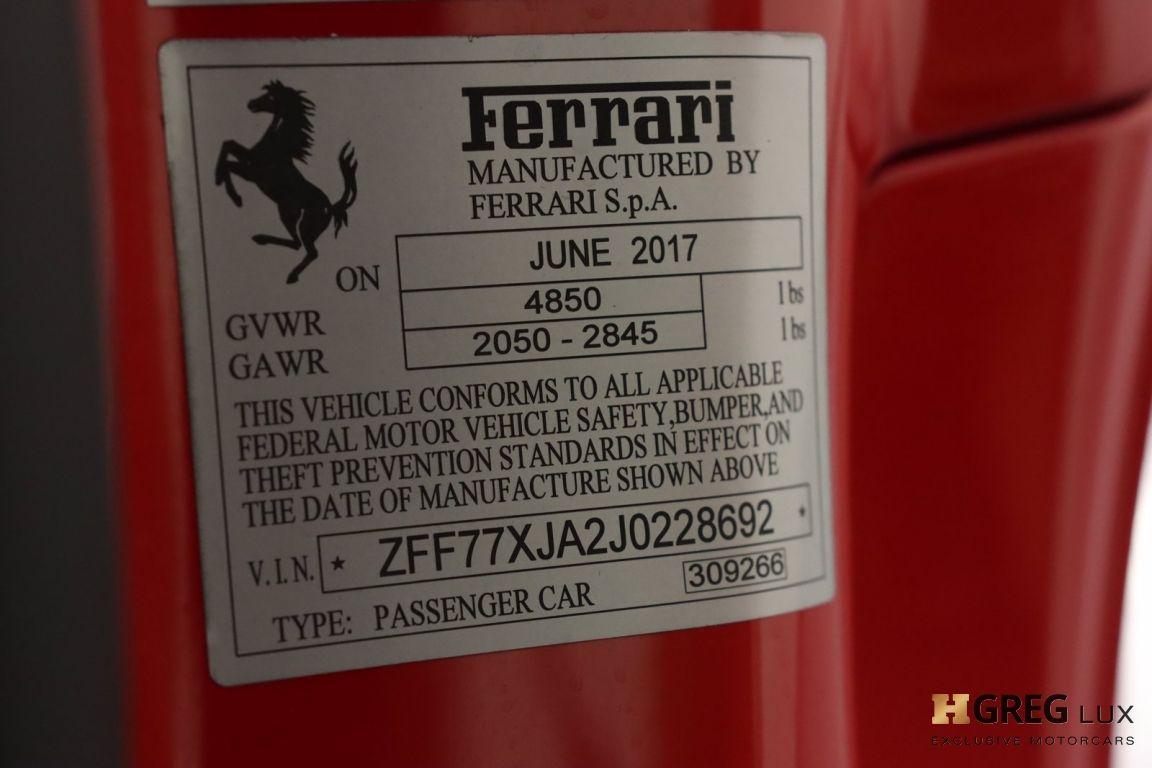 2018 Ferrari California T T #64