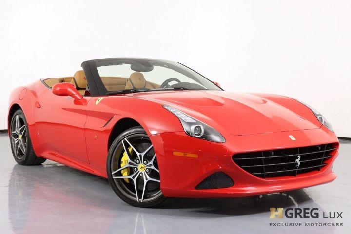 2018 Ferrari California T T #0