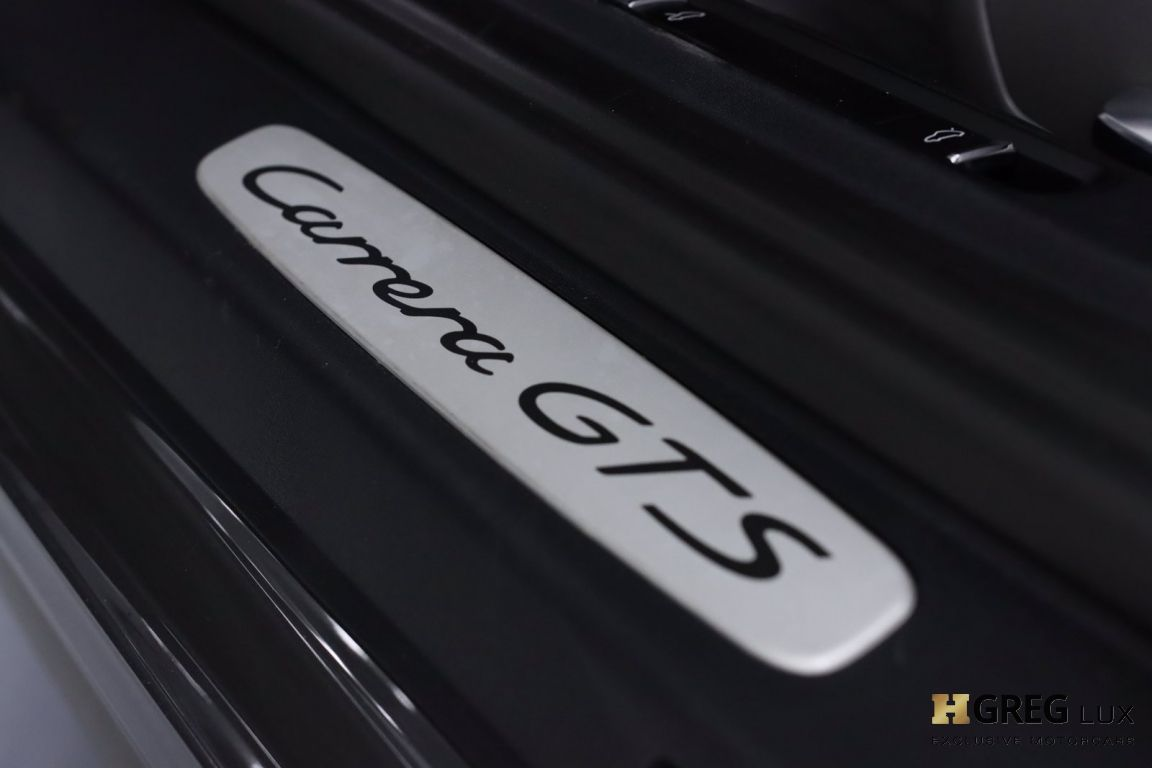 2015 Porsche 911 Carrera GTS #41