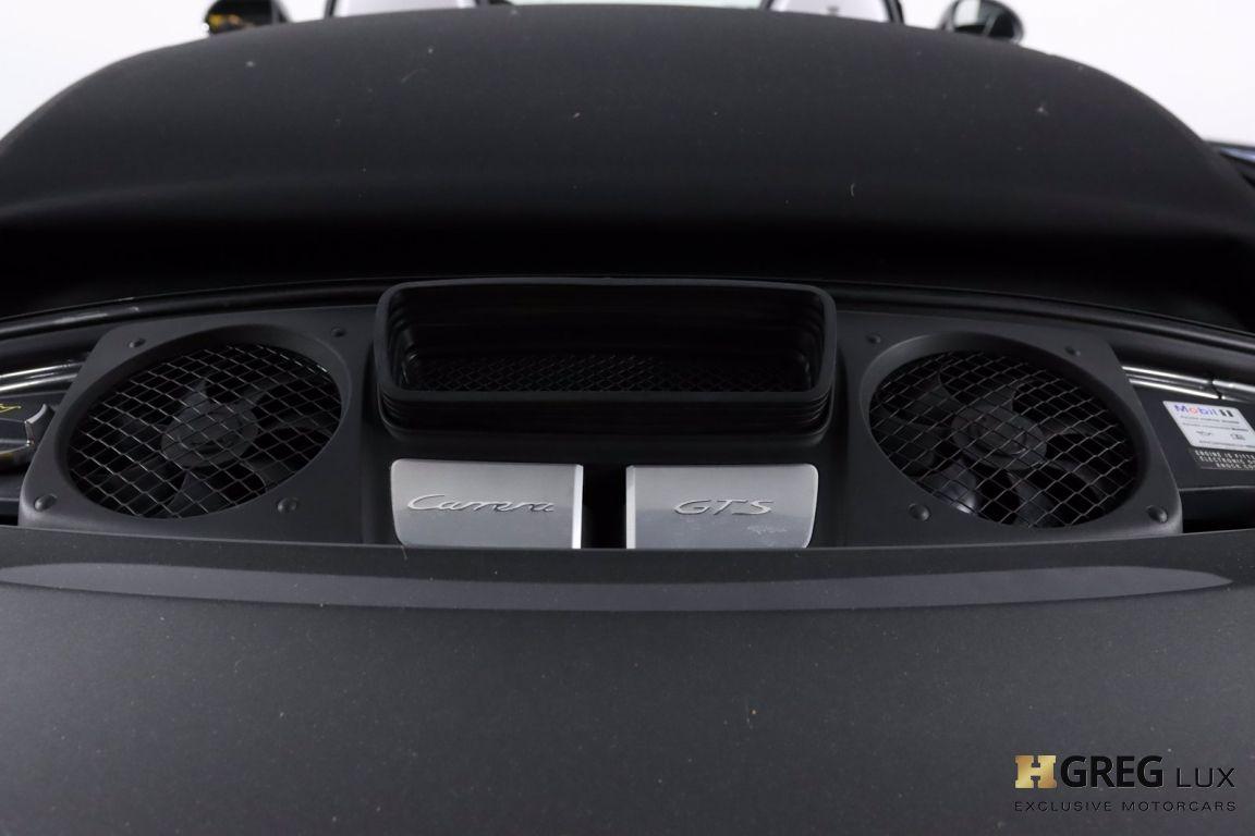 2015 Porsche 911 Carrera GTS #50