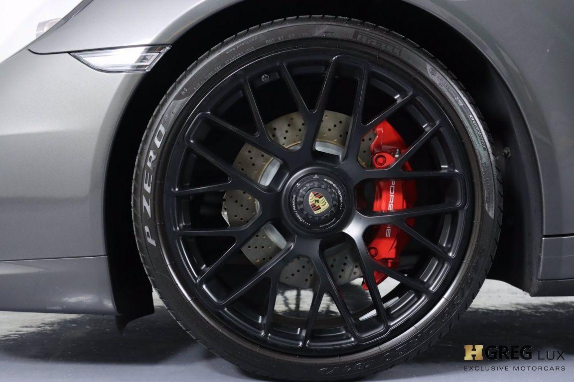 2015 Porsche 911 Carrera GTS #26