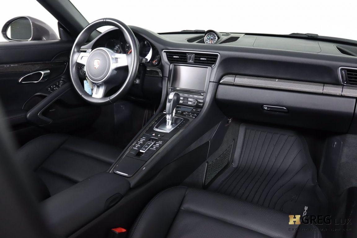 2015 Porsche 911 Carrera GTS #51