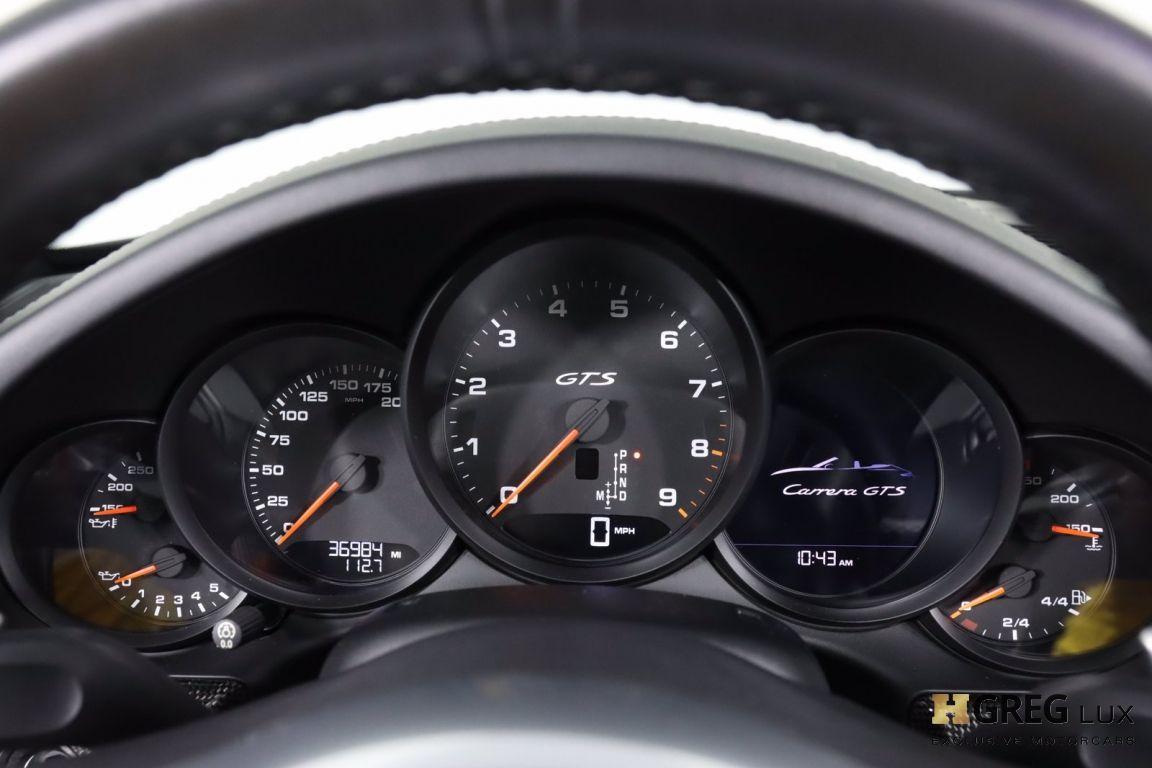 2015 Porsche 911 Carrera GTS #42