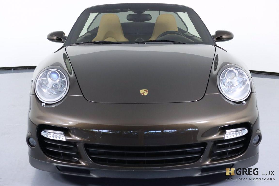 2009 Porsche 911 Turbo #4