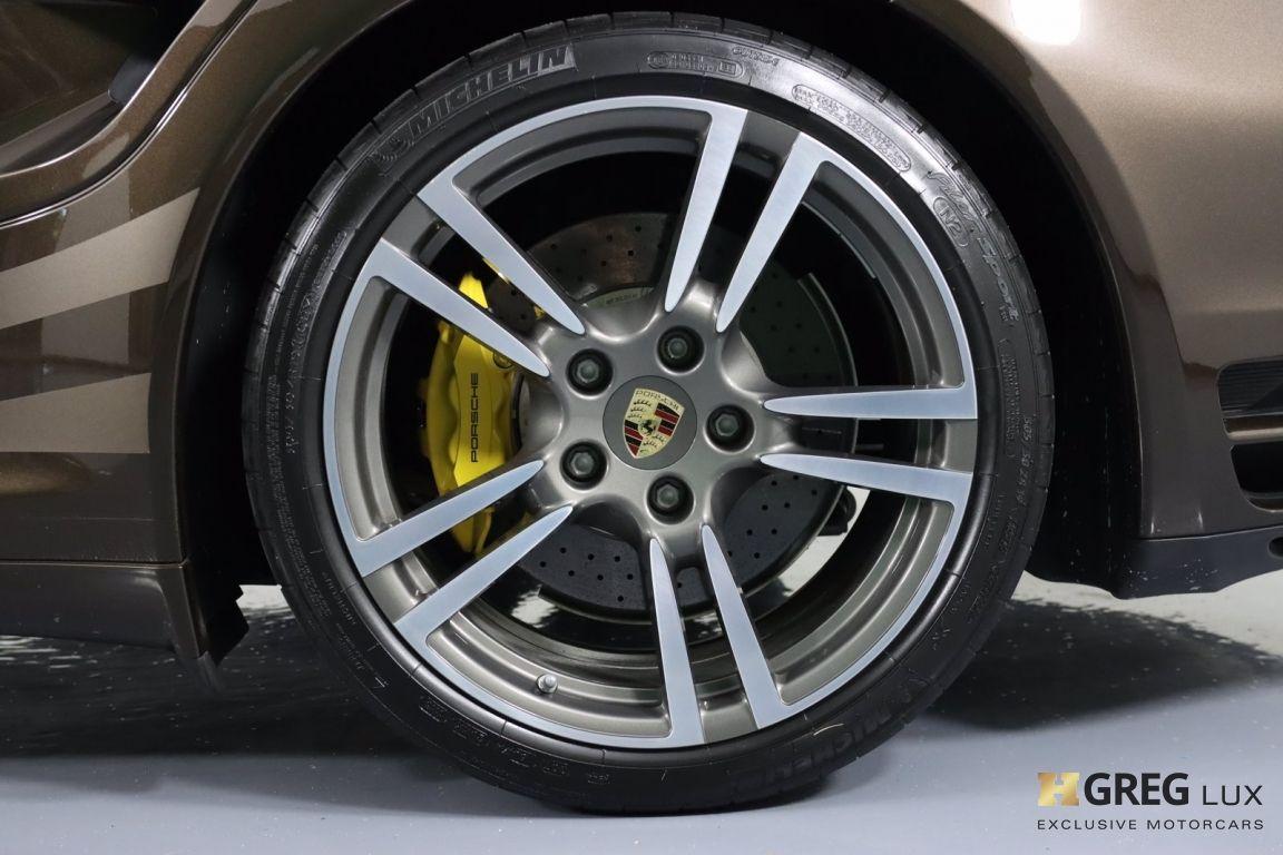 2009 Porsche 911 Turbo #17