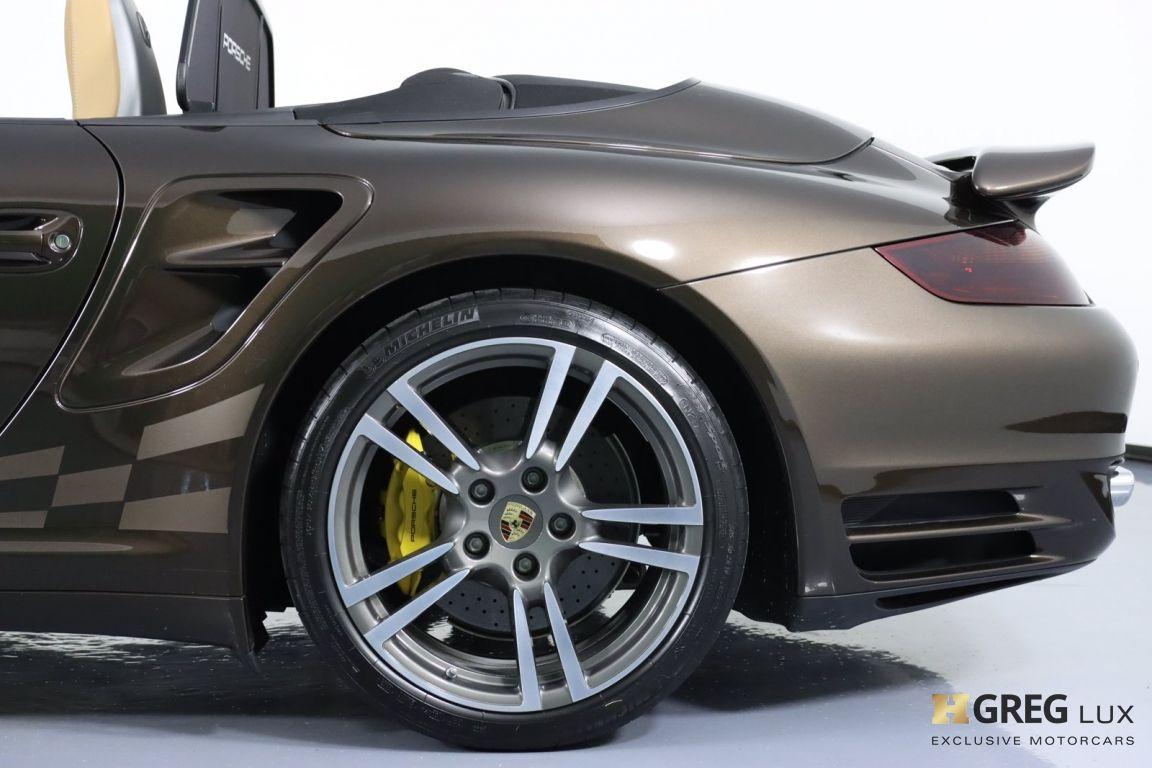 2009 Porsche 911 Turbo #16