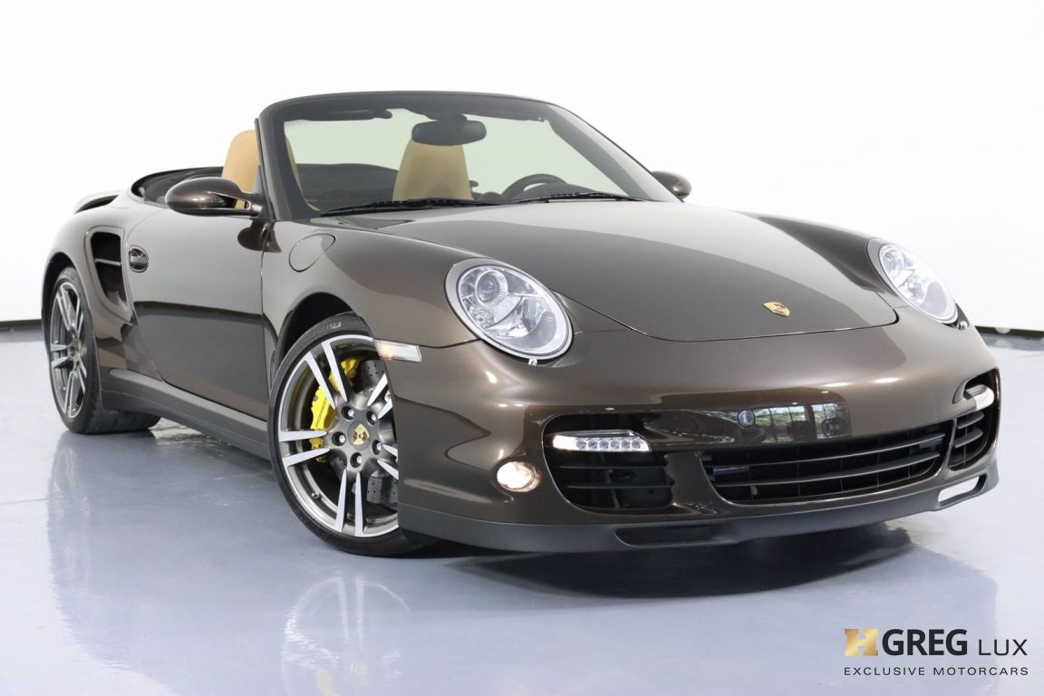 2009 Porsche 911 Turbo #0