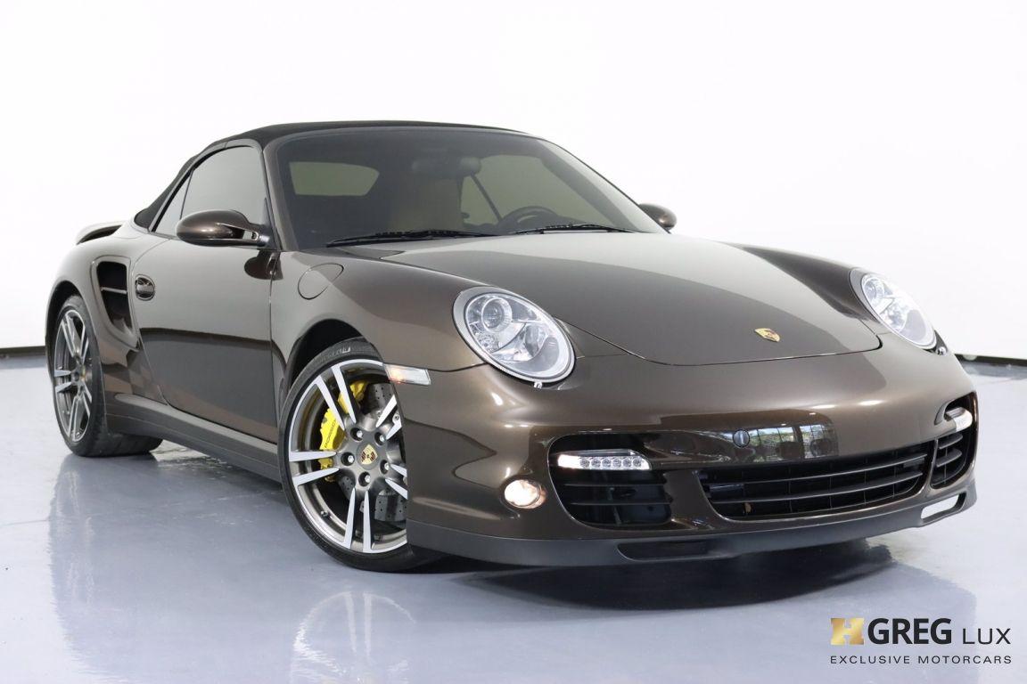 2009 Porsche 911 Turbo #3