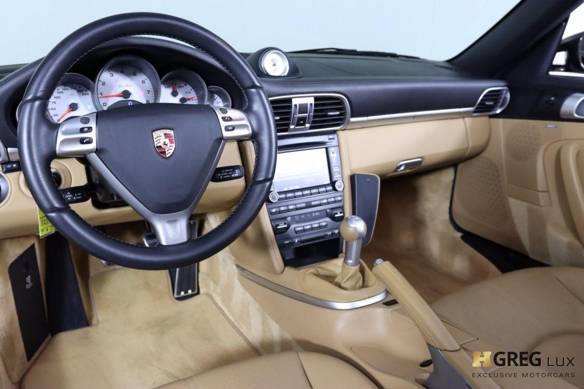 2009 Porsche 911 Turbo #1
