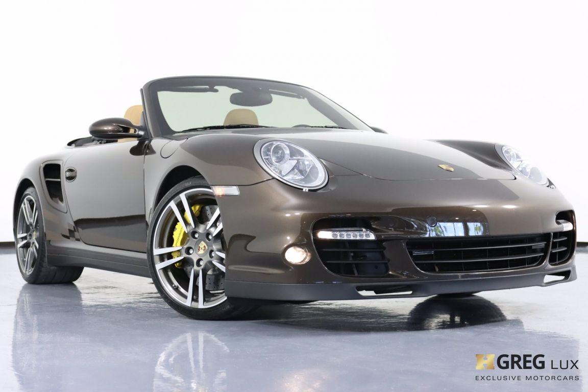 2009 Porsche 911 Turbo #32