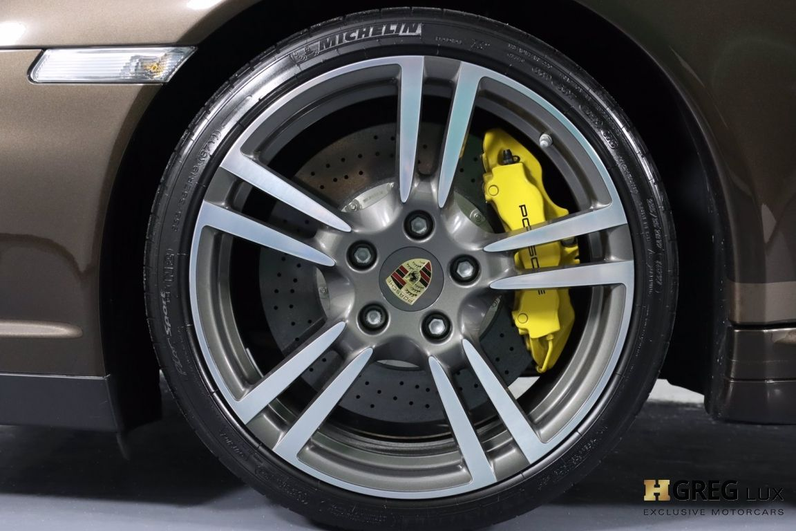 2009 Porsche 911 Turbo #14