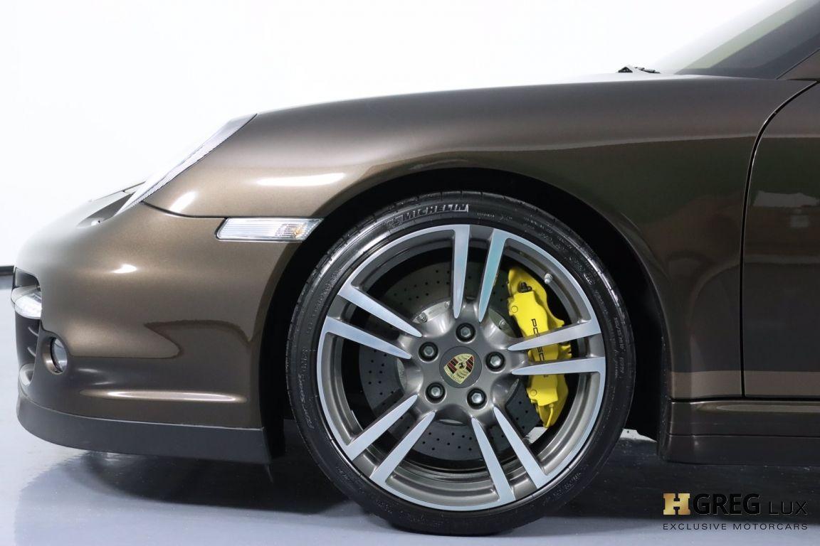 2009 Porsche 911 Turbo #13