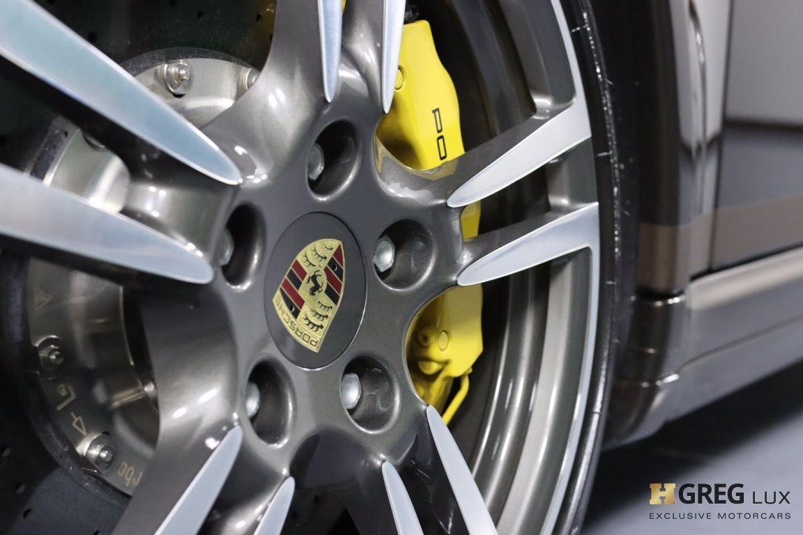 2009 Porsche 911 Turbo #15