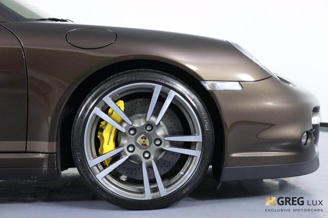 2009 Porsche 911 Turbo #27