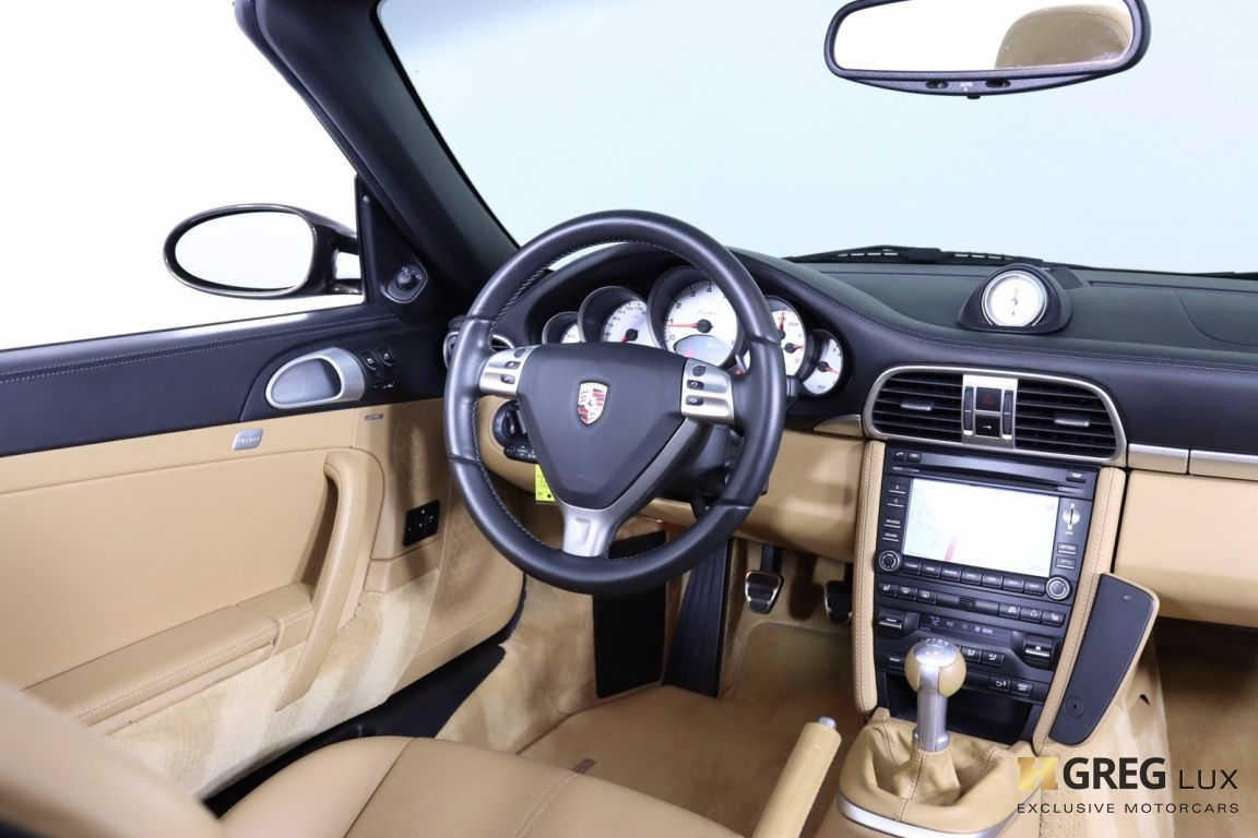2009 Porsche 911 Turbo #48