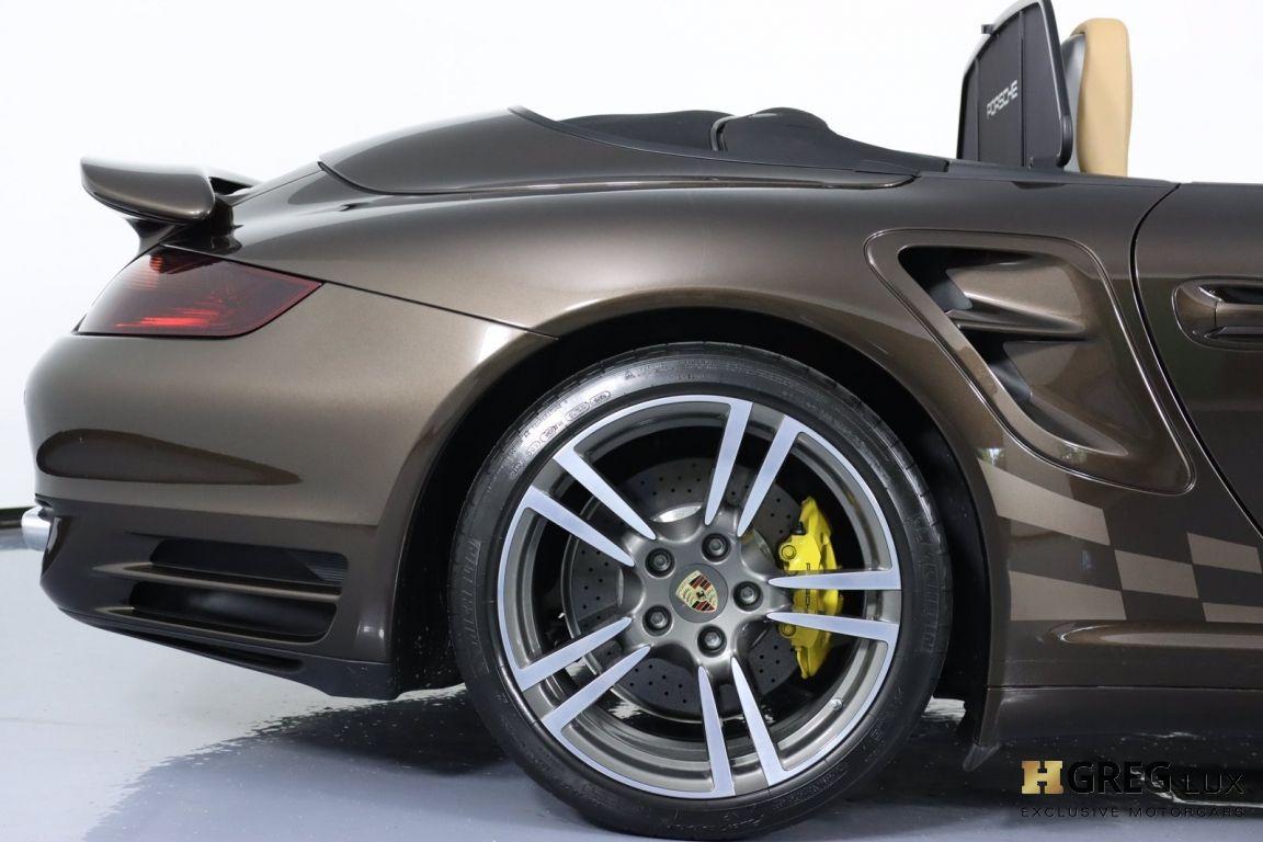 2009 Porsche 911 Turbo #24