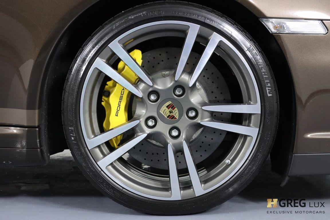 2009 Porsche 911 Turbo #28