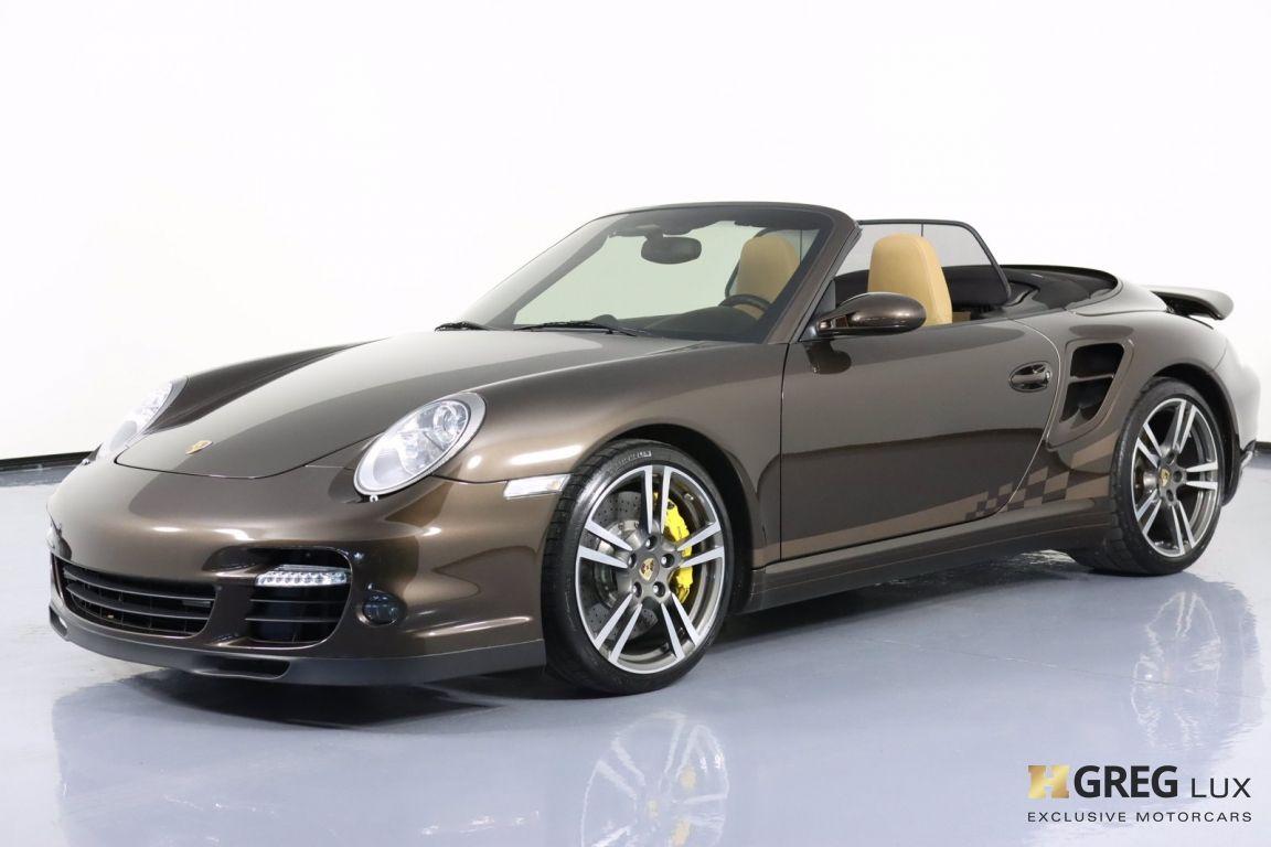 2009 Porsche 911 Turbo #10